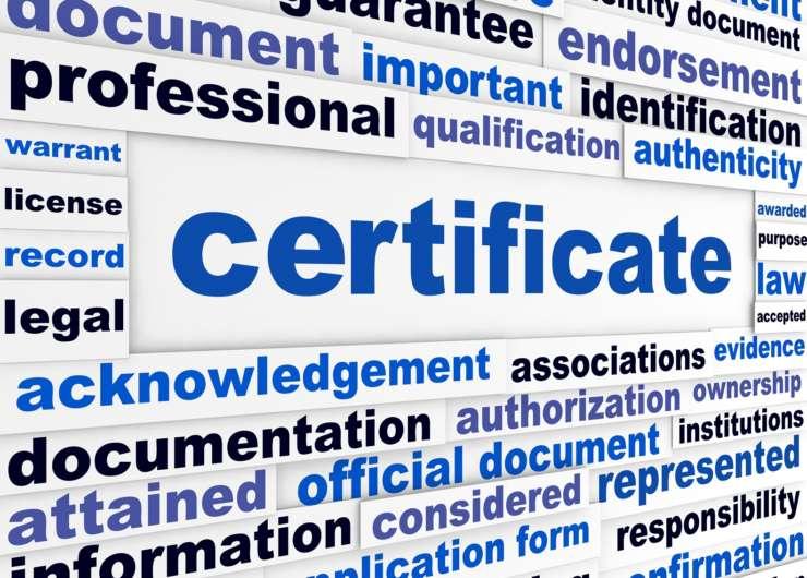 EU REACH Certificate – Communication in Supply Chain *Webinar*